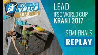 Lead semi-finals of the grand finale to the 2017 #IFSCwc season. Al...
