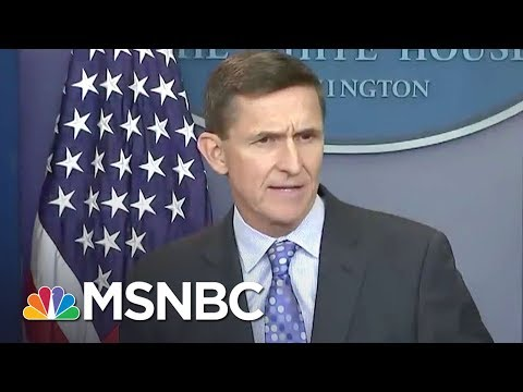 Special Counsel Expands Russia Probe To Investigate Michael Flynn's Son   MSNBC
