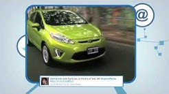 FORD - The first pre-launch of a car using Twitter