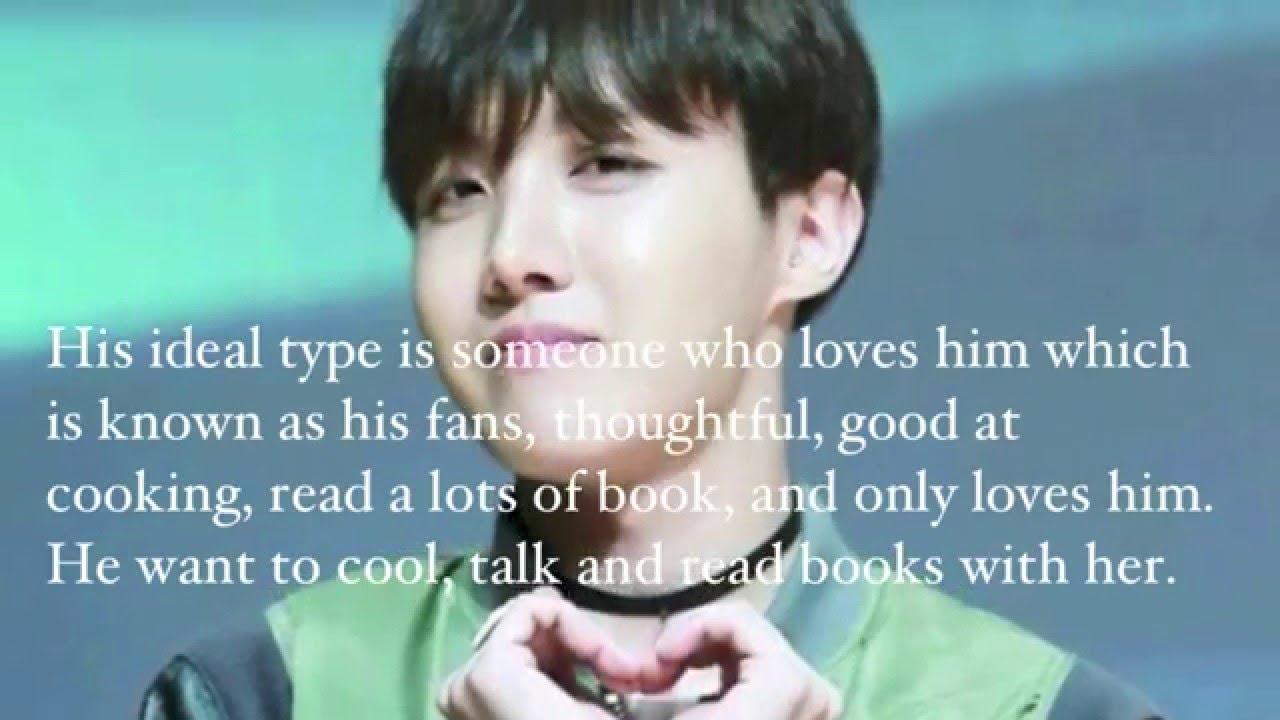 BTS J HOPE FACTS YOU NEED TO KNOW