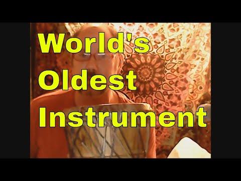 Oldest Instruments: How to Make  Neolithic Alligator Drums, Udu, Teponaztli  DIY Ancient Percussion