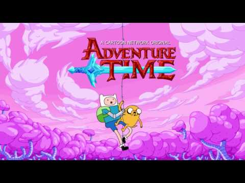 Adventure Time | Elements Arc Theme Song | Cartoon Network