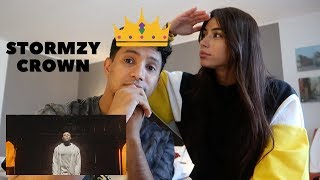 American reacts to STORMZY - CROWN (OFFICIAL PERFORMANCE VIDEO)