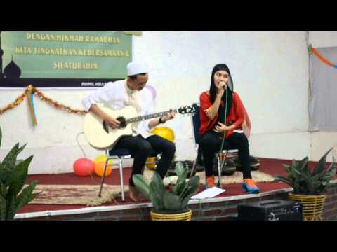 Fathur Rizky ft Intanoleb - Alhamdulillah (Cover Opick )