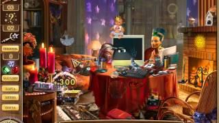 Игра Путешествие Кассандры: Пророчества Нострадамуса - геймплей
