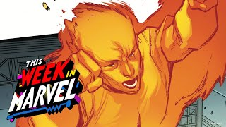 Fantastic Four Sneak Preview! New villain and big wedding revealed | This Week In Marvel