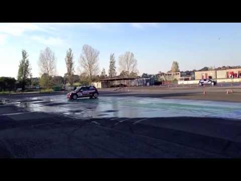 Quad Lock Car Mount Test Day
