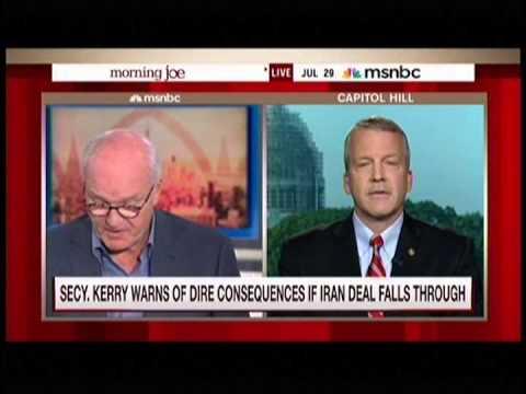 Sen. Dan Sullivan on MSNBC