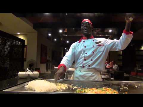 Funny Jamaican Chef