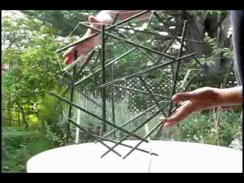 Tensegrity Demonstration Youtube