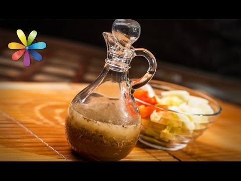 Заправка для греческого салата - пошаговый рецепт с фото