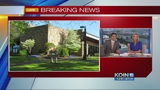 Umpqua Community College student with eyewitness account of shooting