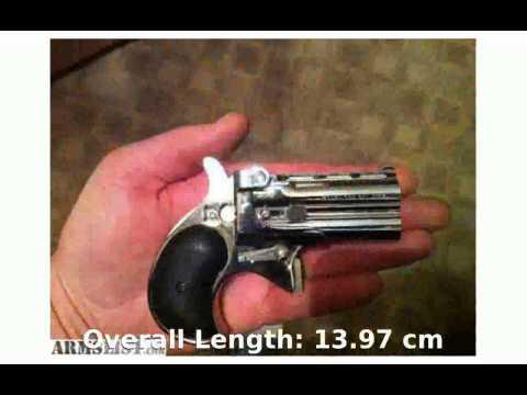 Cobra Titan Derringer 9mm Luger Pistol