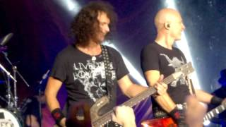 Accept Dying Breed live in Minsk 01.12.15