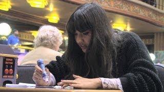 Jameela goes to the bingo