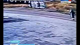 видео Автоматная очередь для пьяного водителя