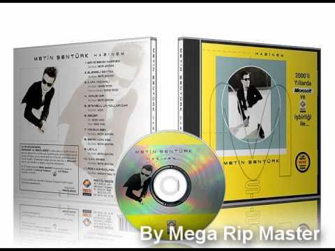 METIN SENTÜRK / KARA VICDANLI 2000 TURKEY PRESS ORIGINAL CD
