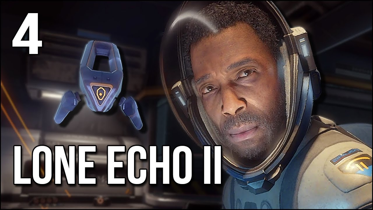 Lone Echo 2 | Part 4 | A New Face Shares A Terrifying Secret!