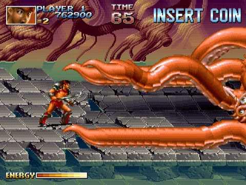 [11] Blade Master (Cross Blades!) - Roy Walkthrough 2/3