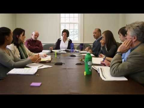 College Admissions: Inside the Decision Room