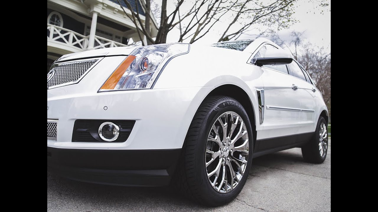 Custom Cadillac Srx Signature Edition Exclusively From