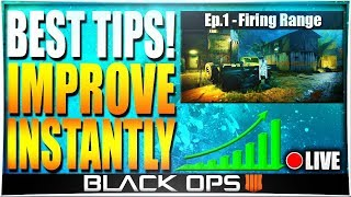 BEST TIPS YOU NEED TO DOMINATE IN BO4 MULTIPLAYER! (How to Improve at BO4 Multiplayer)