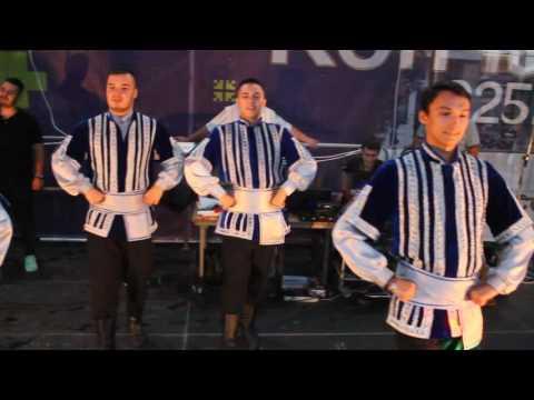 Tatar Cinema International ТАНЕЦ КРЫМСКИХ ТАТАР (РУМЫНИЯ)*Crimean Tatars of Romania. Dance