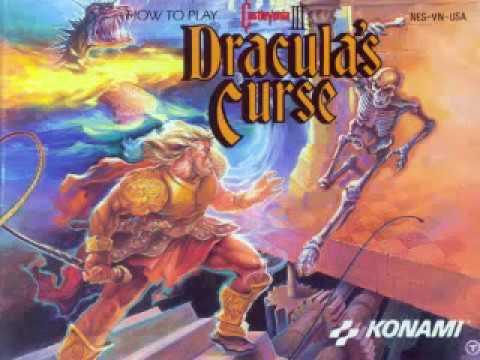 Castlevania 3 Dracula's Curse OST FULL