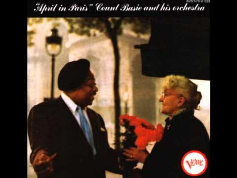 Count Basie Orchestra - Shiny Stockings - April in Paris 1956