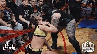 Full Match Kylie Rae vs Harlow O'Hara - Battle Club Pro   Women's Wrestling