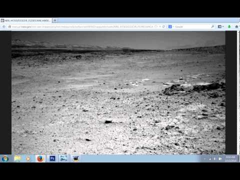 Mt. Sharp - SOL565 - More Questions - Ruined Structures & Vehicles?