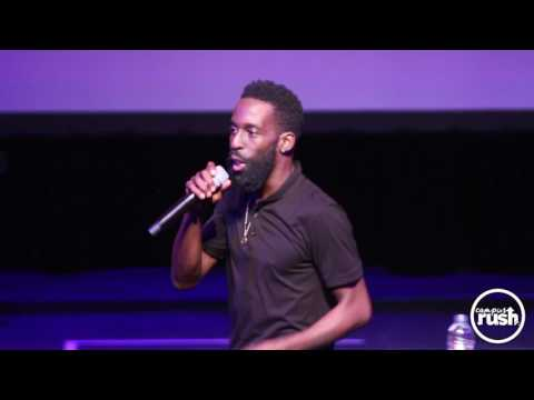 Campus Rush Turns 2 with Special Guest Tye Tribbett Part 1