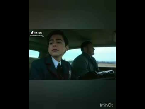 Тик ток с пятым (2часть)  /академия амбрелла