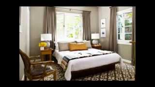 Diy Bedroom Window Treatments Design Decorating Ideas