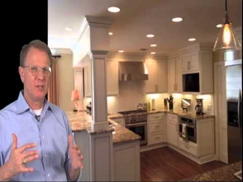 Remodeling Kitchen and Dining in a 1940s Home - YouTube on