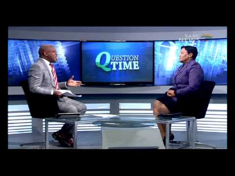 Question Time: Water and Sanitation, 16 July 2015