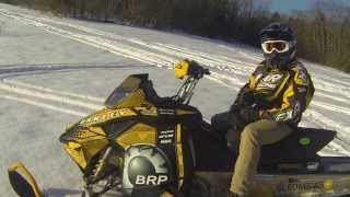 gopro yamaha nitro xtx with ultra q can with wheelies and more