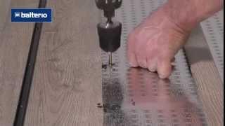 видео Стыки ламината - как стыковать ламинат
