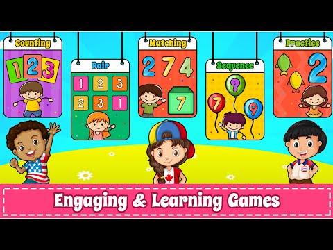 Kids English Learning Game-Kids Educational Game|preschool Learning Game-kids Basic Vocabulary Game