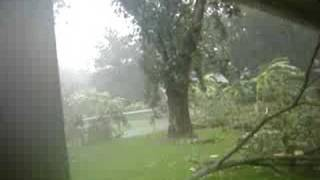 Hurricane Gustav: Almost Smashed Me!
