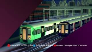 Class 377 Series | Terminal Railways | ROBLOX