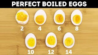 28 EGG HACKS YOU'D BETTER LEARN BY HEART