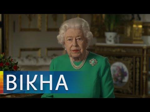 Борис Джонсон в больнице и обращение Елизаветы II - коронавирус в Великобритании | Вікна-Новини