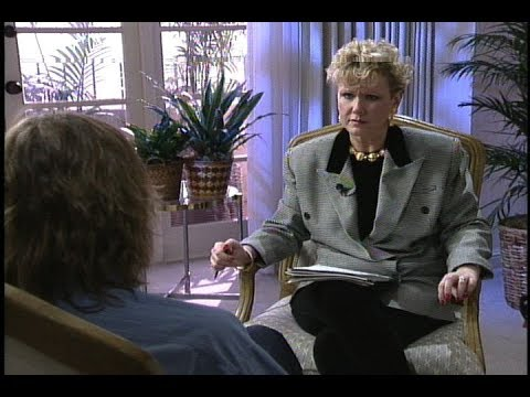 1990 -  Director  Adrian Lyne Talks with Patty Spitler About 'Jacob's Ladder'
