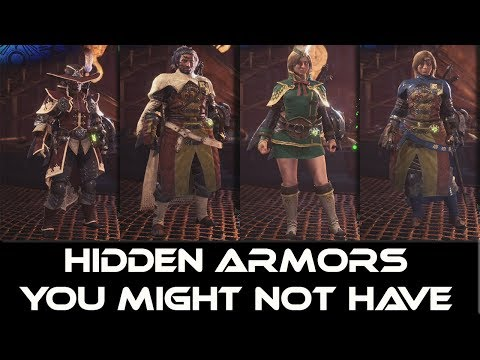 monster hunter world how to get third canteen