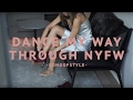 Dancing My Way Through NYFW | Song of Style