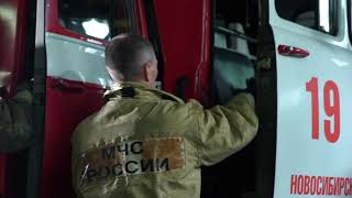 Пожарный Максим Котляров спас кондуктора от приступа эпилепсии