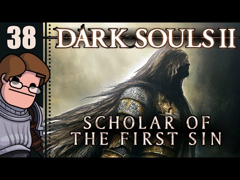 Dark Souls II: Scholar of the First Sin Part 38 - King's Ring, Hidden Tower in Shrine of Amana