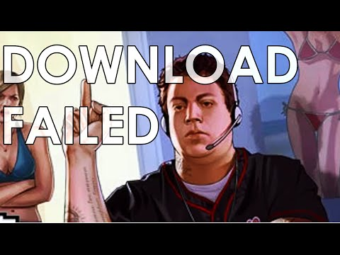 Downloading GTA 5 Without Steam - SUPER SLOW - RockStar Social Club Downloader
