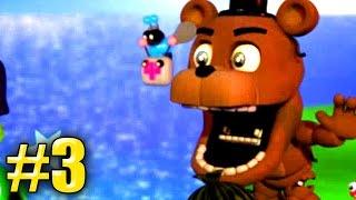 NEW FREDDY! - FNAF World - Part 3 (Five Nights At Freddy's)